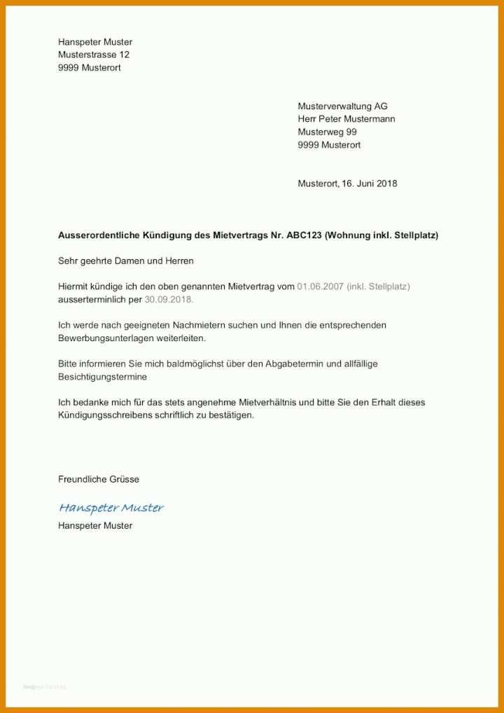 Wunderbar Mobilvertrag Kündigen Vorlage 868x1227