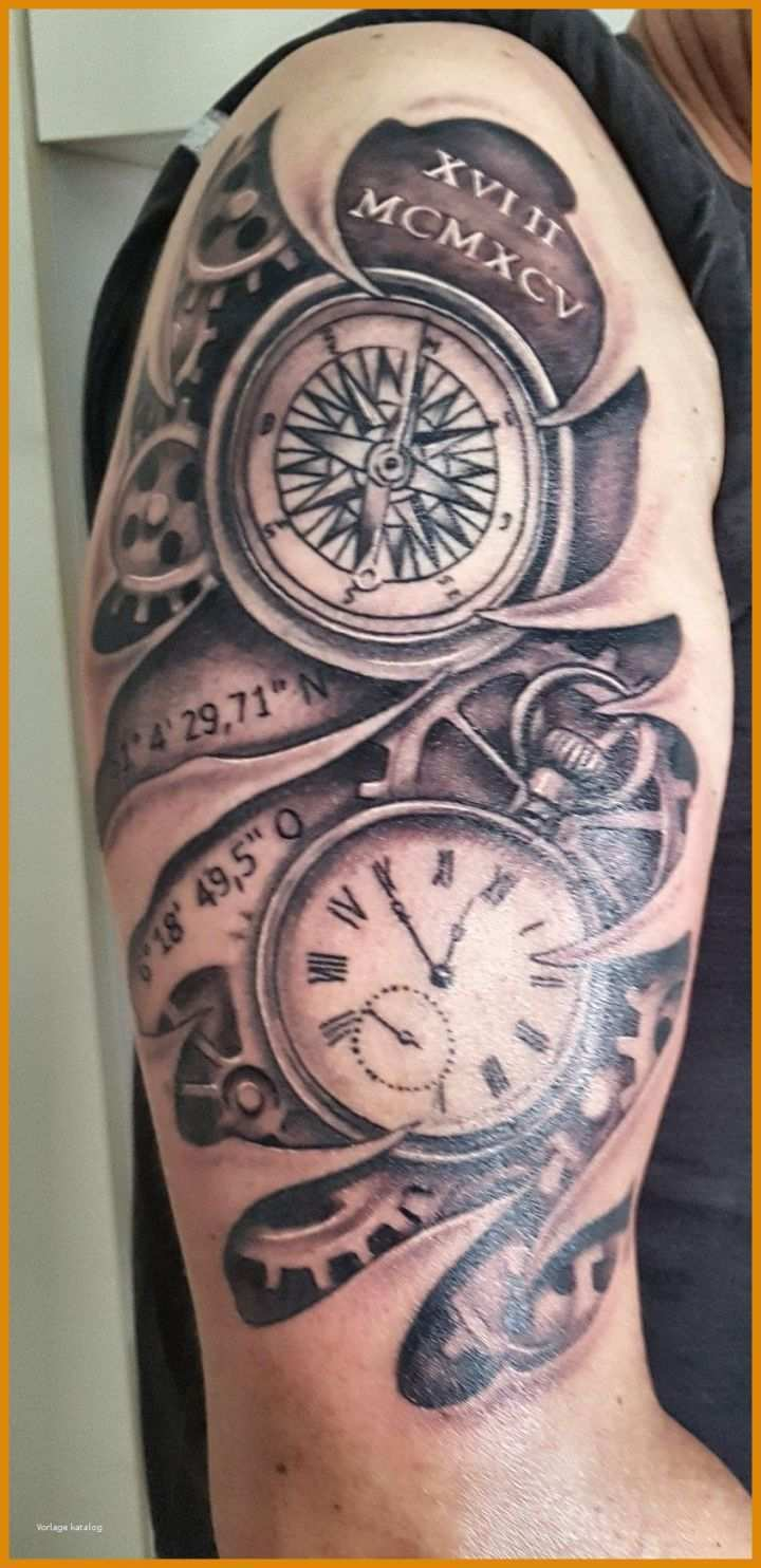 Tattoo Uhren