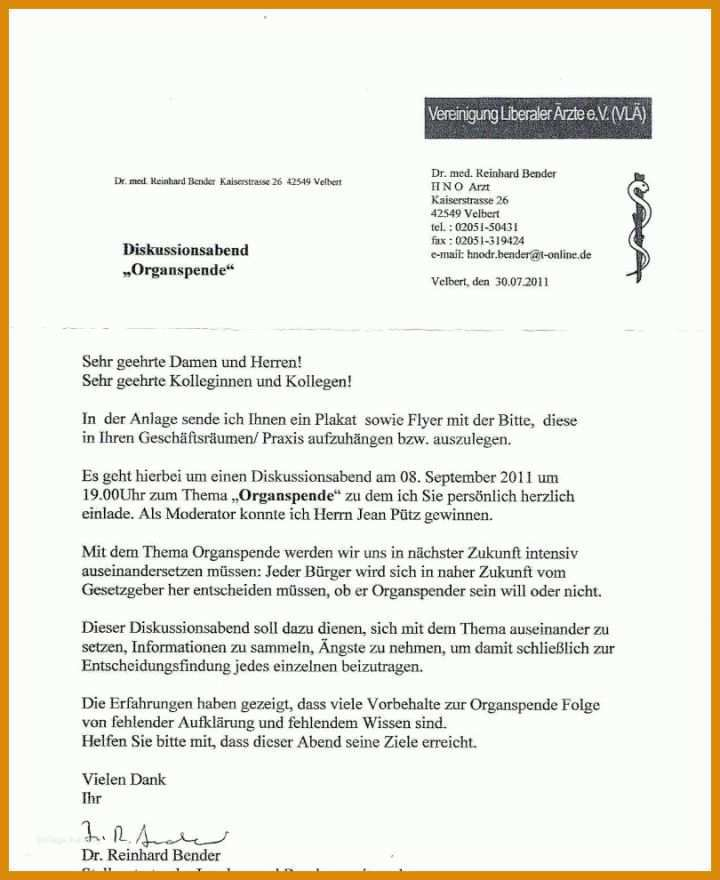 Einladung Veranstaltung Vorlage