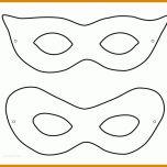 Wunderschönen Venezianische Masken Basteln Vorlagen Sie
