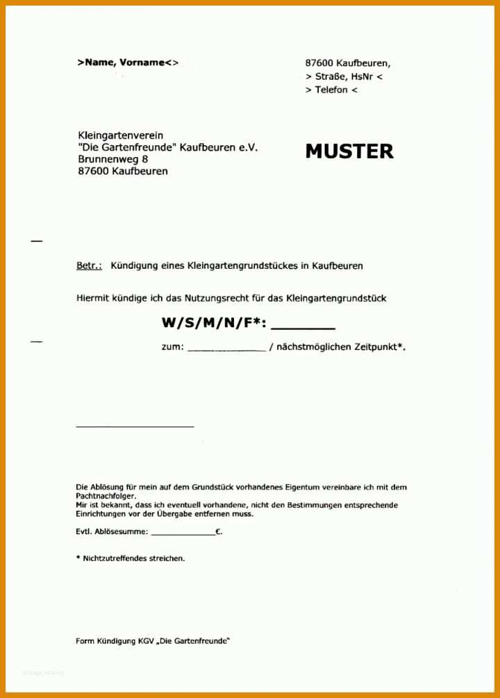 Sky Sonderkündigungsrecht Bundesliga Vorlage
