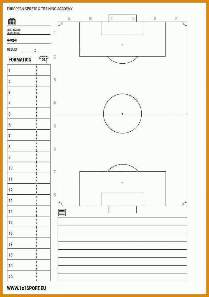 Fussball Aufstellung Vorlage Excel 11 Optionen Sie Jetzt