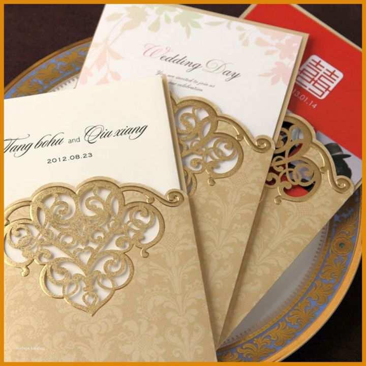 Toll Einladungskarten Goldene Hochzeit Vorlagen Kostenlos